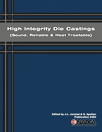 High Integrity Die Castings Kindle Book